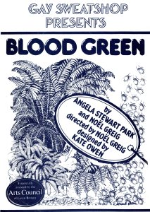 Blood Green Gay Sweatshop
