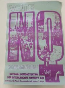 Anti Amendment National Demonstration